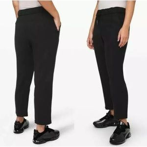 Lululemon On the Fly jogger pants